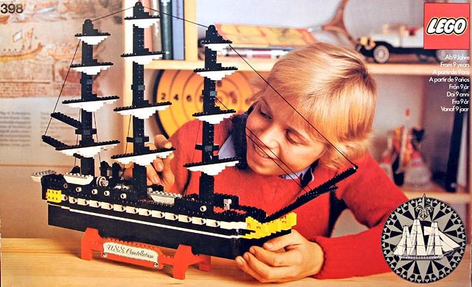USS COnstellation 1978