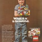 Ei, Legot eivät ole muuttuneet miksikään sitten sinun lapsuuden