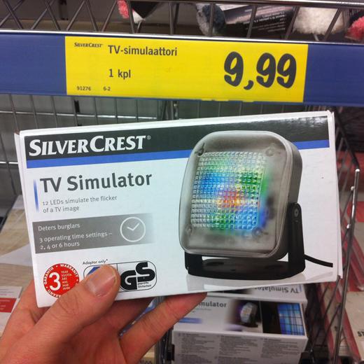 TVsimulaattori