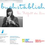 Institutionaalista taidetta vuoden 2013 graafikolta Berliinin Buchstäblich-näyttelyssä