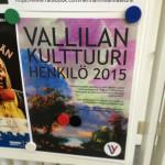 Kuusi syytä miksi Kasper Strömman olisi täydellinen Vallilan kulttuurihenkilö 2015