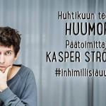 Kasper Strömmanista pop-up päätoimittaja Inhimillisille uutisille