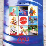 Kirja-arvostelu: Mattelin leluluettelo 1995