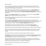 Paljastus: Tällainen on reserviläisille lähetettävä kirje
