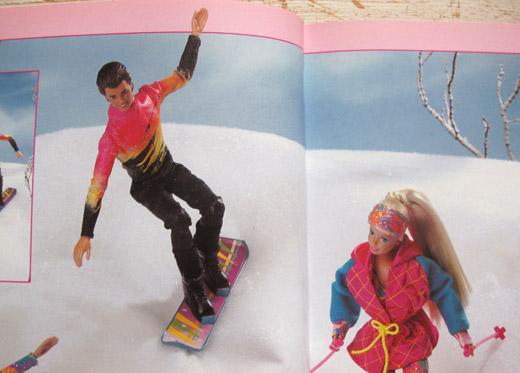 SnowboardKen