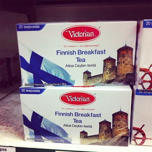 FinnishBreakfastTee