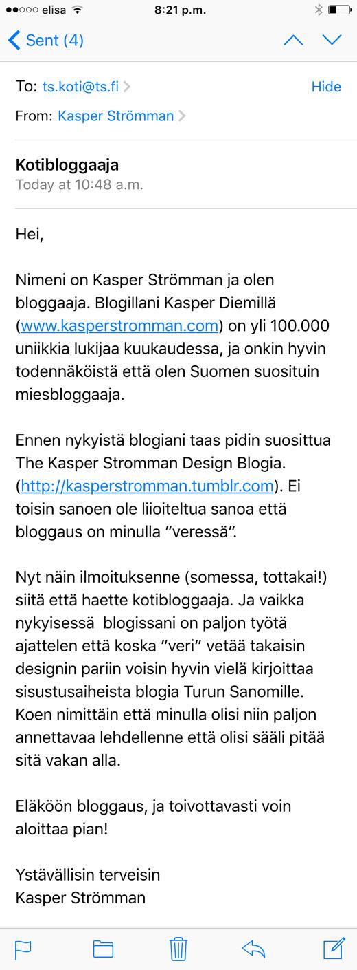 KasperKotibloggaaja
