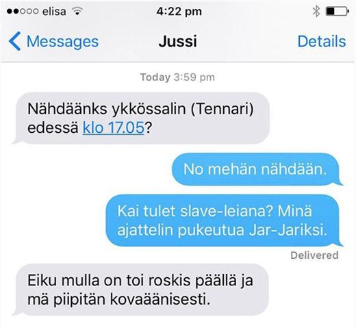 Jussistar