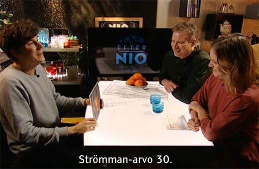 Strommanarvo