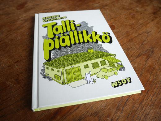 TallipiallikkoBook