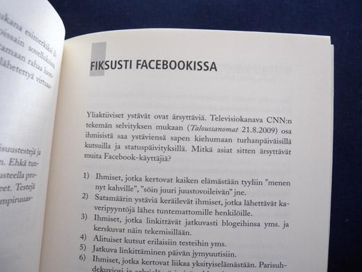 FiksustiFacebookissa