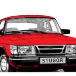 Stugor: esittelyssä kuvausauto