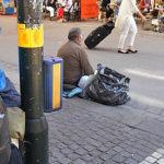 Kasper Diem: Kerjääjät ehdottavat perussuomalaisuuden kieltämistä lailla
