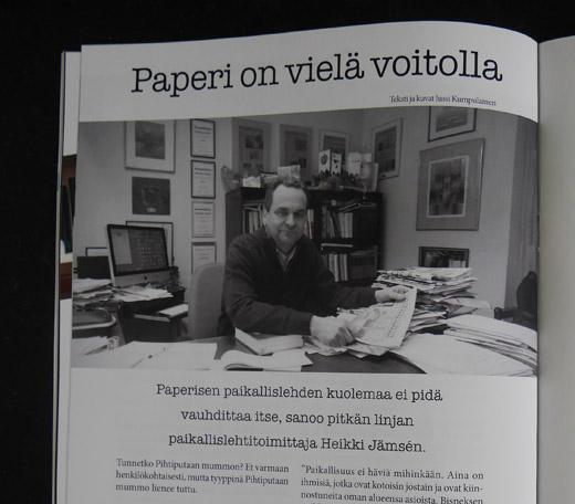 PaperiVoitolla