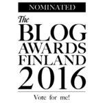 Äänestä Kasper Diem vuoden blogiksi