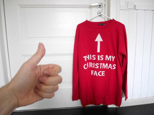 ChristmasFace