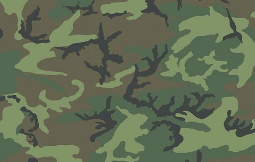 ERDL_camouflage_pattern_swatch