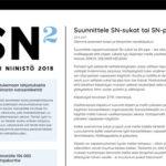 """Vuoden graafikko 2013 osallistui Sauli Niinistön neulekilpailuun – """"Toivon paljon näkyvyyttä"""""""