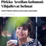 Kasper Strömmanin kolumni: Toisten kunnioittaminen