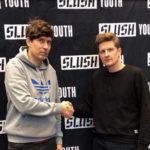 """Kasperin ja Mikon podcast Slush Youthissa: """"Tämä koiraolut maistuu biojätemehulle"""""""