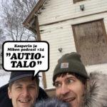 Kasper ja Mikon podcast autiotalossa + osallistu kyselyyn, voita illallinen kahdelle