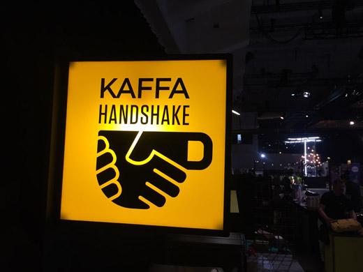 Kaffahandshake