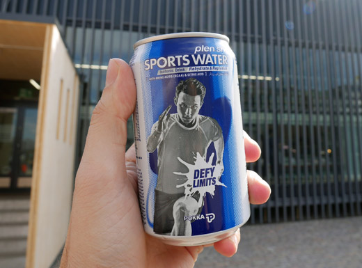Soortswater