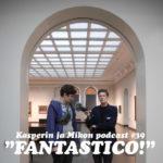 Kasper ja Mikko italialaisen taiteen äärellä