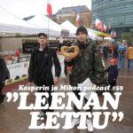 """Kasper ja Mikko lettukahvilassa: """"Tavallisuus ei ole niin kiinnostavaa kuin lehdet luulevat"""""""