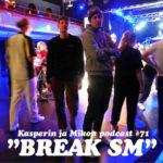 """Kasperin ja Mikon podcast Breakin SM-kisoissa: """"Tavoitteena päämärätön seikkailu"""""""
