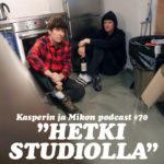 """Kasperin ja Mikon hetki studiolla: """"Tiedätkö mikä on alligaattoripäärynä?"""""""