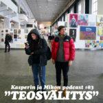 """Kasperin ja Mikon podcast Taidemaalariliiton Teosvälityksessä: """"Mon cheri"""""""