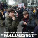 """Kasperin ja Mikon podcast Vaalimessuilla: """"Koira jolla on 50 000 seuraajaa instagramissa"""""""
