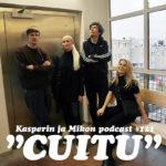 """Kasperin ja Mikon podcast eettisen fashionin maailmassa: """"Mikä on maailman isoin riisi?"""""""
