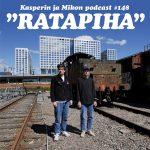 """Kasperin ja Mikon podcast ratapihalla: """"MC Mikko P"""""""