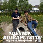 """Kasper ja Mikko designkoirapuistossa: """"Just a prank, bro"""""""
