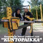 """Kasper ja Mikko kuntopaikalla: """"Uusi pakastin ei tiedä mitään meidän elämästämme"""""""