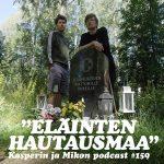"""Kasper ja Mikko eläinten hautausmaalla: """"Engel, Faxell ja Steel"""""""