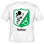 Uusi kaupunginosa-T-paita: Kaitaa