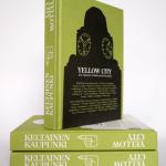 Vuoden graafikon muotoilema kirja palkittiin European Design Awardseissa
