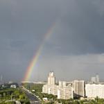 Sateenkaari nähty Moskovan yllä, Arhinmäki luultavasti syyllinen