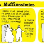 Sarjakuvakeskiviikko: Taikina-Jim ja Muffinssimies