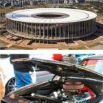 Jalkapalloilun MM-kisojen arkkitehtuurikatsaus