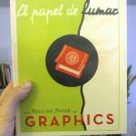 Kirja-arvostelu: Rolling paper graphics