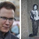 Viisi syytä miksi Olli Immonen on Suomen Banksy