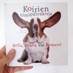 Kirja-arvostelu: Koirien nimipäiväkirja