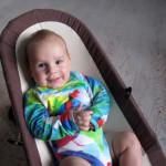 Vuoden vauvan uusi tuoli