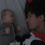 Vuoden vauva valvoo