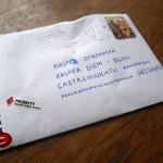 Kuukauden kirje