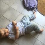Vuoden vauvan uintireissu minuutti minuutilta